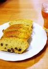残りビールで簡単パウンドケーキ★