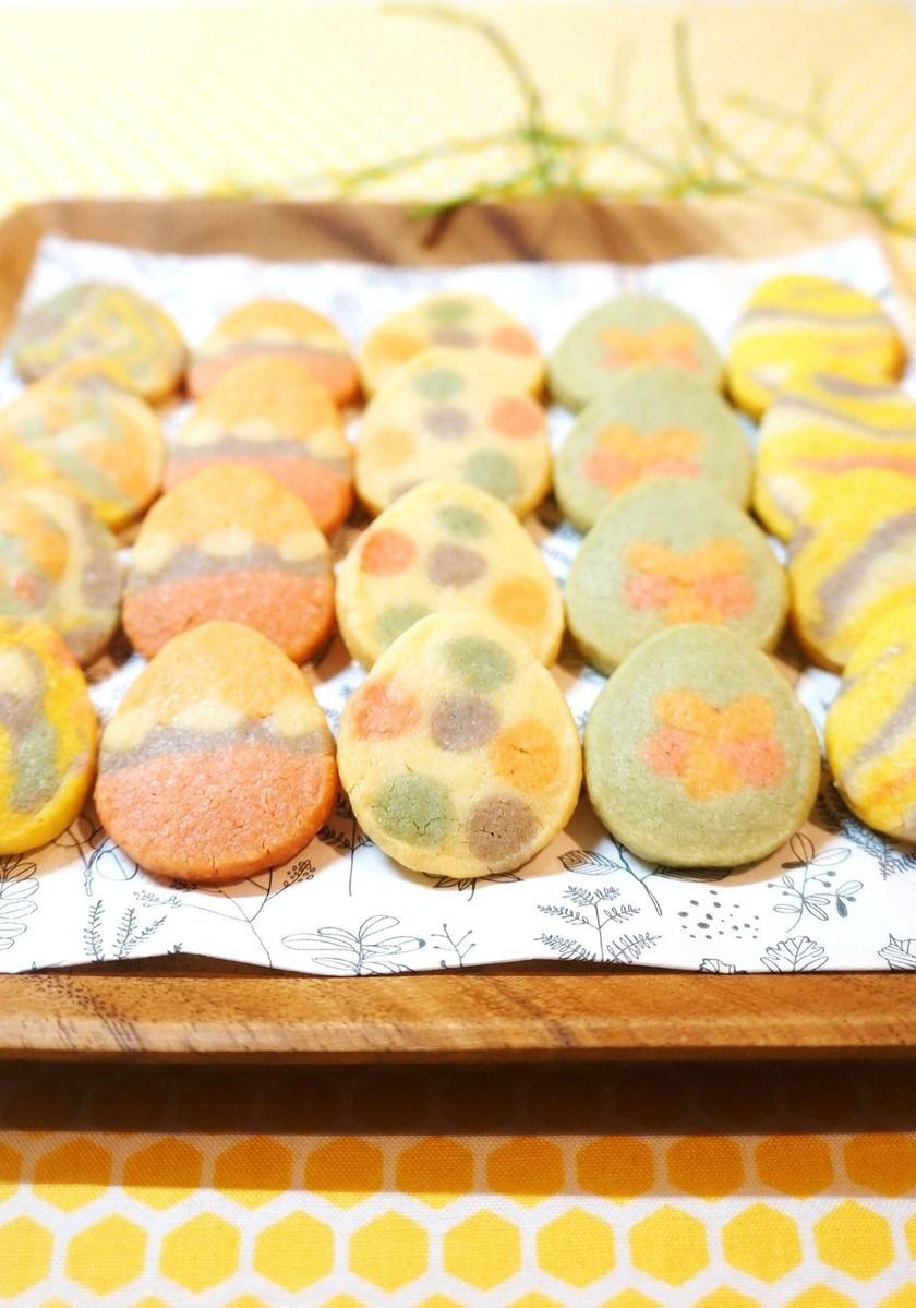 アイスボックスクッキー☆イースターエッグ