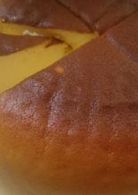 クリチいらず!炊飯器でスフレチーズケーキ