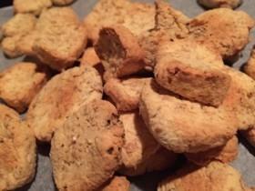 さっくりおからチーズクッキー