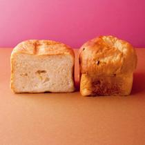 ジャガイモとリンゴのパン