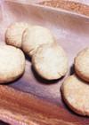アーモンドのミルククッキー