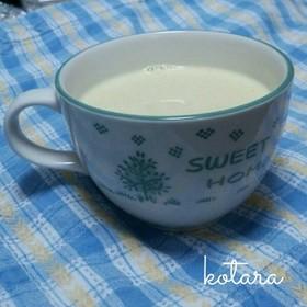 ❇魅惑の❇ターメリック豆乳♪❇