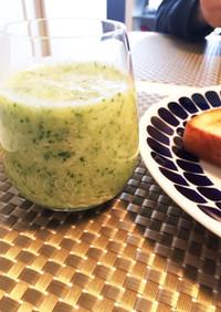 【酵素でダイエット】グリーンスムージー3