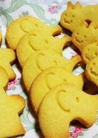 サクサク!コーンミール入りクッキー