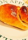 再現☆ミッキーシューズのパン