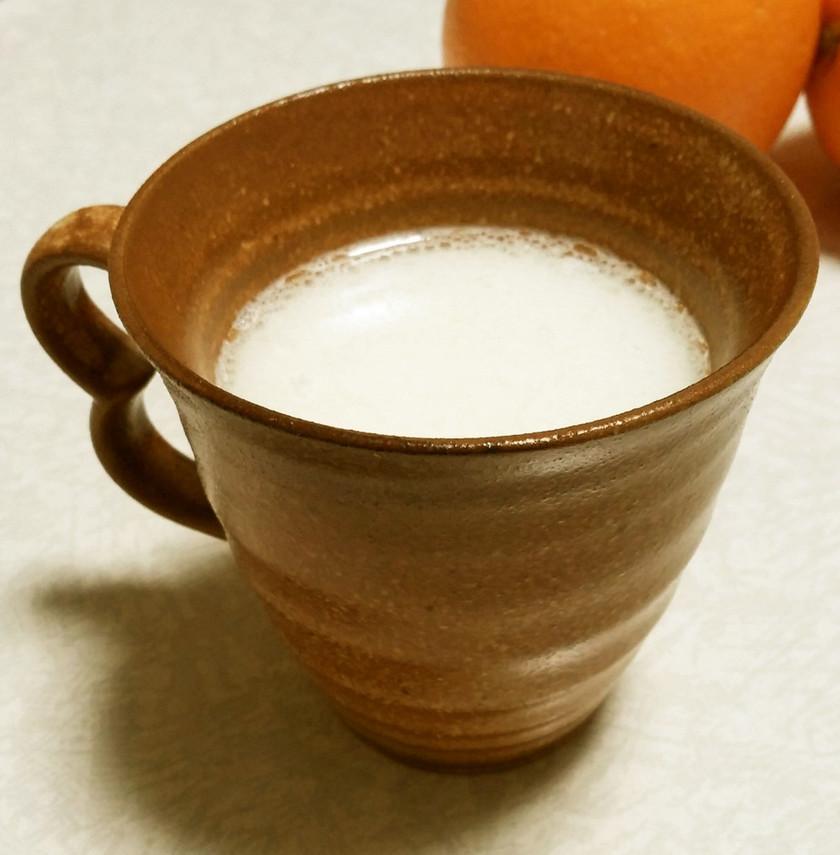 ココナッツオイル&練乳入り☆ホットミルク