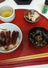 血管プラークダイエット食225(竹輪丼)