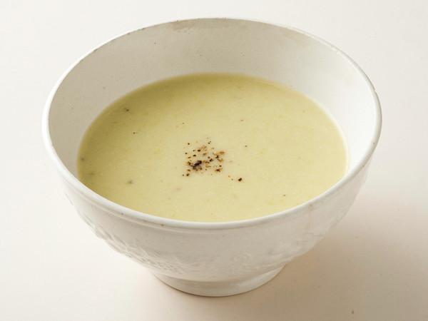 アスパラクリームスープ