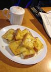 簡単!ぴったり使い切りフレンチトースト