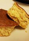 おからで分厚いパンケーキ【糖質制限】