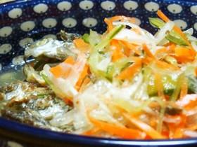 魚の常備菜!シシャモの南蛮漬け
