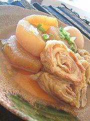 *大根と白菜ベーコンロールの煮込み*の写真