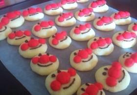たまご・バター不要♡簡単さくさくクッキー
