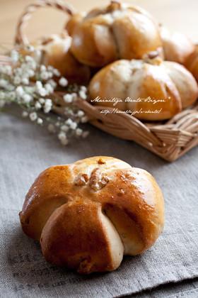 HB★もっちり豆乳くるみパン