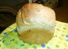 HBにお任せ~!ふんわりレーズン食パン♪
