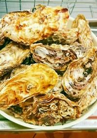 漁師流広島県呉市倉橋殻つき牡蠣小町下処理