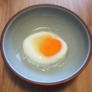レンチンで簡単☆温泉卵の作り方(改訂版)の写真