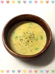 簡単リメイク☆カレースープの写真