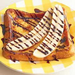 バナナフレンチトースト