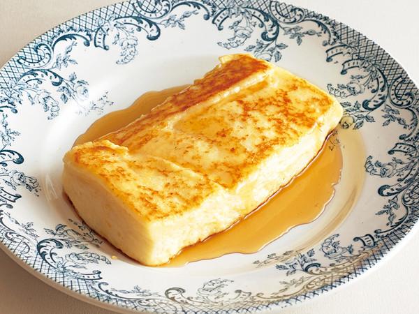 ふわふわ厚切りフレンチトースト