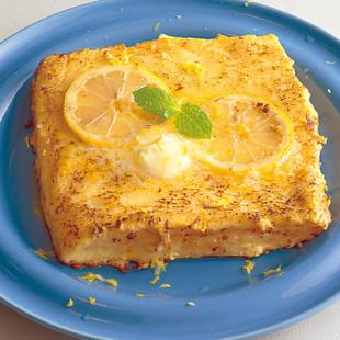 レモンバターフレンチトースト