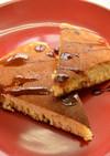 ライスミルク(発芽玄米米乳)ホットケーキ