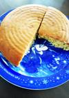紅茶バナナケーキ
