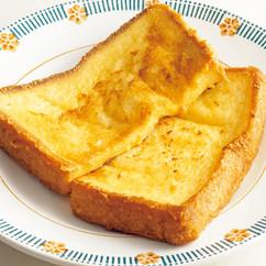 プリンでフレンチトースト