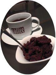 ❤ あんこ IN コーヒー ❤の写真