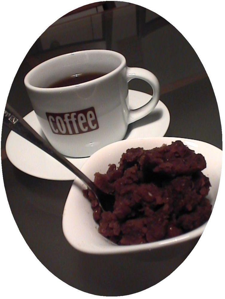 ❤ あんこ IN コーヒー ❤
