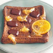 ショコラフレンチトースト