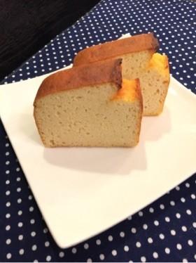糖質制限おからde栄養満点パウンドケーキ