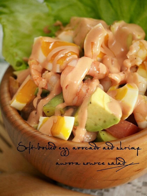 アボカド 卵 サラダ 最強コンビ!海老×アボカドで作る絶品おすすめサラダ12選