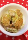 離乳食で簡単☆山芋たっぷりお好み焼き