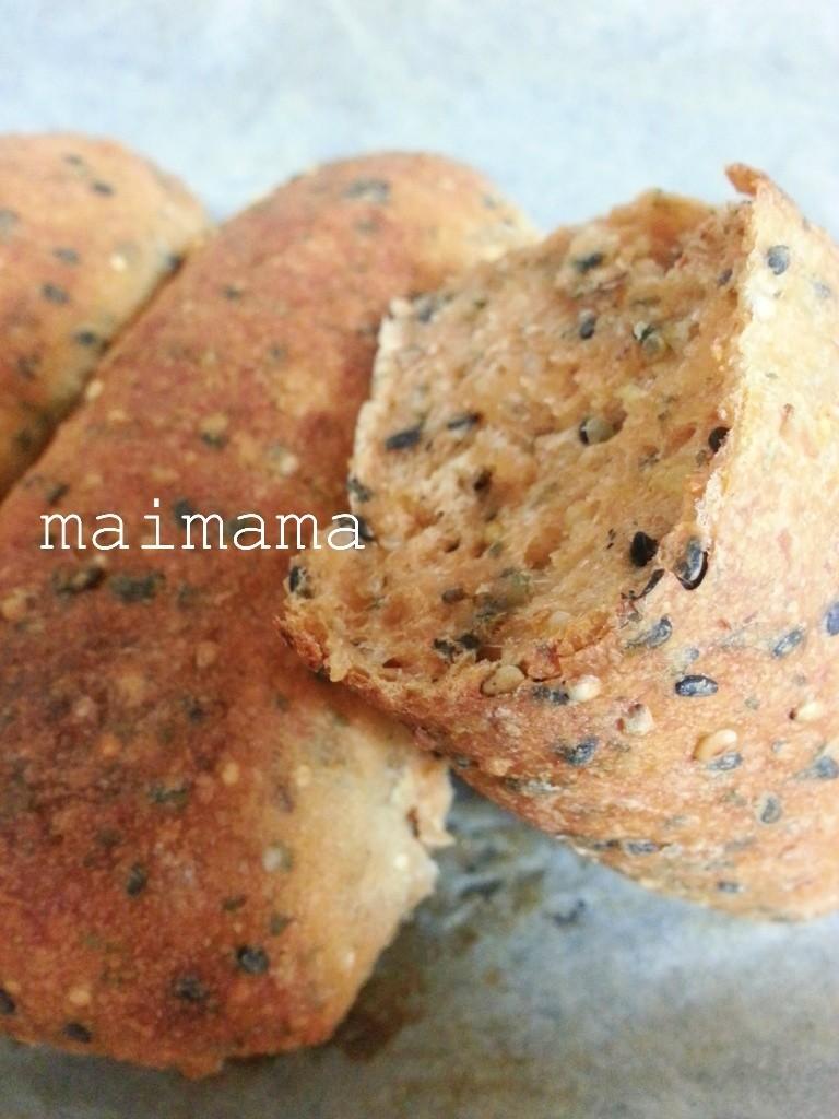 低温発酵で作る♪朝焼くだけ♪おからパン