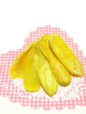 手作りセミドライフルーツ*干し芋♪
