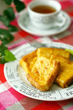 アーモンドミルク☆フレンチトースト