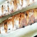 いよかんピールと胡桃とチョコのパン
