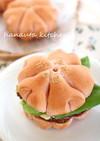 桜色♪お花見ハンバーガーバンズ