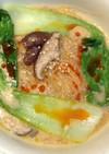 ☆本格的カロリーオフ!坦々麺風春雨スープ