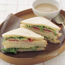 基本のサンドイッチ