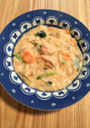 鮭缶☆節約☆簡単 鮭のクリーム煮