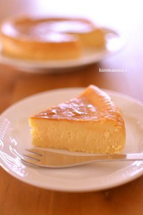 ニューヨーク☆チーズケーキ