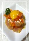 〓活用*冷凍卵で海鮮の黄身和え〓