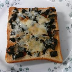 見た目を裏切る美味しさ!簡単トースト