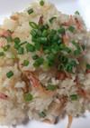 簡単♪桜エビ&生姜の炊き込み御飯