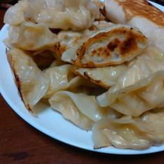 簡単麻婆豆腐リメイク餃子♡
