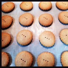 あんこクッキー(卵・乳なし)