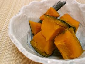 ホクホクかぼちゃの煮物